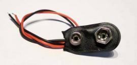 Konektor na 9V baterii