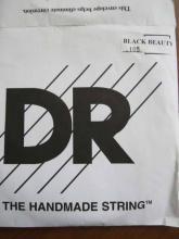 DR .105 BLACK BEAUTY SINGLE STRING BASS