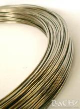 Pražcový drát 2,0/0,5mm DSW-20