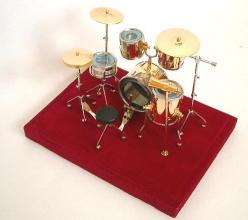 MINI DRUM SET BIGGER